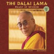 Dalai Lama 2018 Wall Calendar