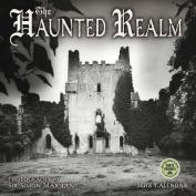 Haunted Realm 2018 Wall Calendar