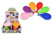 Diamond Visions 01-1483 Silicone Spoon Rest 2 Pack Set in Assorted Colours