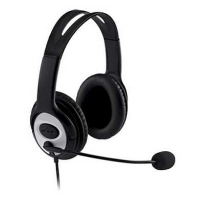 Dynamode DH-660 Headset and Microphone Dual 3.5mm Jack