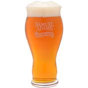 Spiegelau 4992079 Classics Sam Adams Boston Lager Beer Glasses (Set of 4), Clear