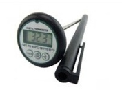 Digital Cooking Meat Candy Thermometer Best Bar B Que Kitchen Tool Fast and Accurate