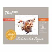 Fluid 100 Watercolour Cp 60kg Ez-Block 16X20