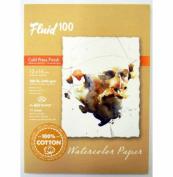 Fluid 100 Watercolour Cp 140kg Ez-Block 12X16