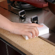 White 20pcs Wash Sponge For Kitchen Dish Bathroom Cleaning Sponge
