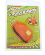 Orange Smoke Buddy - Personal Air Purifiery and Odour Diffuser