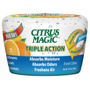 Citrus Magic 618372454 Triple Action Moisture and Odour Absorber