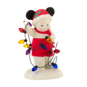 Snowbabies Guest Collection Lighting Up Christmas Figurine, 8.3cm
