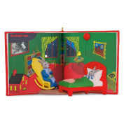 Hallmark 2016 Christmas Ornament Goodnight Moon In The Great Green Room Ornament