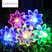 LED String Lights 4M/13feet 40 LED Lotus Flower for Chrismas, Party, Wedding, Indoor, Garden Décor