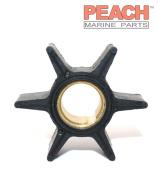 Peach Marine Parts PM-47-65958 Impeller, Water Pump; Replaces Mercury Marine: 47-65958, 47-89982, 47-56780, 47-89982B, Johnson Evinrude OMC: 0388702, 388702, Mallory