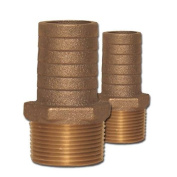 00HN505062 Bronze Pipe to Hose Adapters Combo