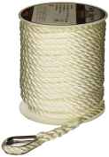 Extreme Max BoatTector Premium Twisted Nylon Anchor Line with Thimble