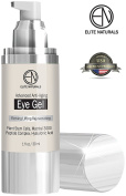 Elite Naturals Eye Cream for Dark Circles, Puffiness, Wrinkles and Bags - The Most Effective Anti Ageing Eye Gel for Every Eye Concern, for Under and Around Eyes, Dermatologist Recommended - 30ml