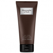 Abercrombie & Fitch First Instinct for Man Hair And Body Wash 200ml