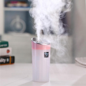 Humidifier, Paymenow ABS Car Family Expenses Anion Automatic Water Protection Humidifier Air Purifier Freshener With USB Interface for Home Travelling