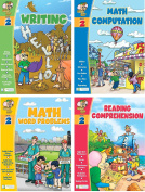 Smart Alec (2nd Grade) Four Pack Learning Series, Includes