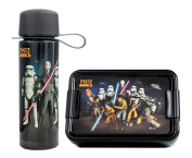 Star Wars Rebels Lunch Box and Drinking Bottle Set