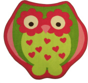 Owl Kids Area Rug 100cm x 150cm - Rugs 4 Less Collection