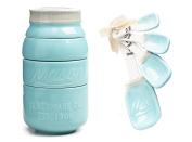 Mason Jar Ceramic Measuring Set