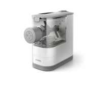 Philips HR2370/05 Viva Collection Pasta Maker, White, Compact