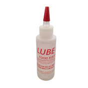 Lube Pro Food Equipment Oil - 120ml w Yorker Spout-Slicer & Sewing Machine Oil