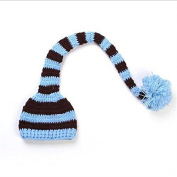 Haahaha Newborn Baby Winter Knitted Crochet Warm Hat