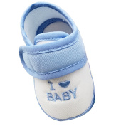 Zhuhaitf Excellent Baby Girls Boys Fashion Non-slip Shoes Toddler Soft Sole Shoes