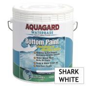 Aquagard Waterbased Anti-Fouling Bottom Paint - 3.8l- Shark White