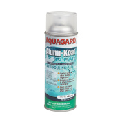 Aquagard II Alumi-Koat Spray for Outboards and Outdrives - 350ml - Clear