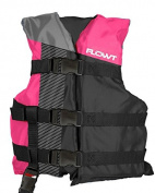 Flowt Multi Sport 40310-2-YTH Multi Sport Life Vest, Type III PFD, fits 23-41kg, Pink, Youth,