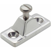 Bimini Top Stainless Side Mount Deck Hinge, Base – 1 7/8″ x 7/8″ / Height 1 1/4″ / 2 mounting holes