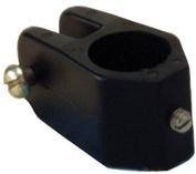 Marine Bimini Top Black Nylon Jaw Slide for 7/8″ O.D. Tube