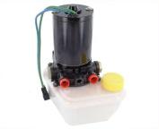 New Discount Starter & Alternator Replacement Tilt Trim Motor Volvo Penta w/ Reservoir & Oildyne Pump 2-Wire 3586765 3856596