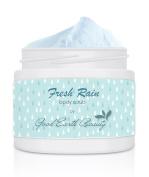 Body Scrub Fresh Rain - all natural sugar scrub by Good Earth Beauty 120ml Jar