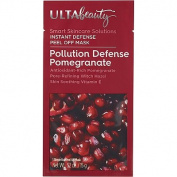 ULTA Pollution Defence Pomegranate Instant Defence Peel Off Mask