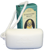 Huge 310ml Scented Bath Bar Soap on a Rope Gift Boxed