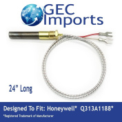 Q313A1188 Fireplace 60cm Thermopile 750mv