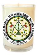 Damballa La Flambeau Veve Passion & Purpose Magic 240ml Glass Candle
