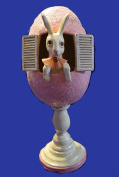 Vickie Smyers Easter Peek A Boo Bunny - Retired