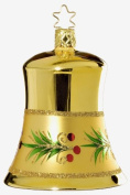 Golden Melody Bell, #1-031-09, by Inge-Glas of Germany