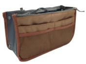 New Removable Handbag Insert Organiser Large Purse Liner Organiser Bag