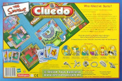 The Simpsons Cluedo - The Classic Detective Game