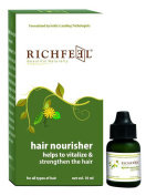 Richfeel Beautiful Naturally Hair Nourisher For All Types of Hair - Weight Available