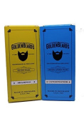 Shampoo And Conditioner Beard Kit. The perfect combination for washing your beard 100ml + 100ml of Handmade Product especially made for your beard.