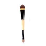 Toraway Professional Cosmetic Tool Dual Ended Concealer foundation Eye Shadow Makeup Brush