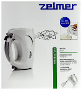 Zelmer Mix Robi 381.7 Powerful Hand Mixer, 400 W - Symbio
