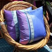 LY & HYL Home decoration sofa original cloth stitching sofa car pillow pillow waist pad , 40*40
