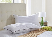 PZLL Buckwheat pillow dual-use and high hail of velvet pillows, three dimensional PP cotton, a five-star hotel