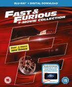 Fast & Furious [Region B] [Blu-ray]